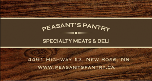 Logo of Peasant's Pantry
