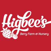 Logo of Higbee's Berry Farm & Nursery