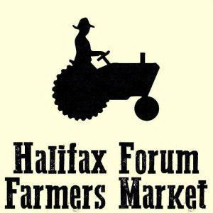 halifax forum farmers' market logo
