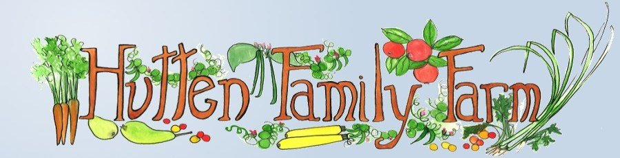 hutten-family-farm-logo