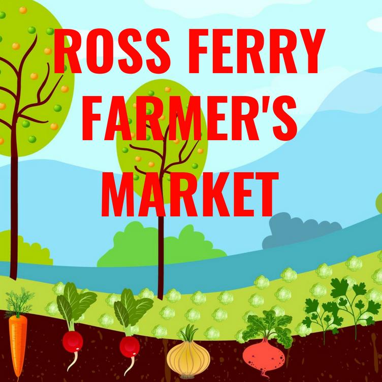 ross ferry farmer's market