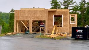 Lumber shortage raises big issues for construction industry