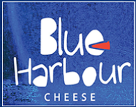 blue harbour cheese logo