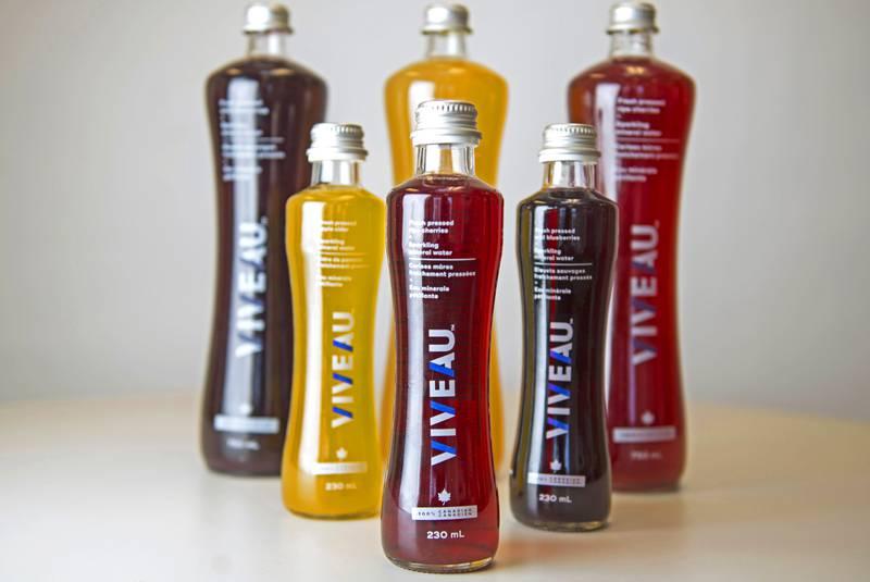 Nova Scotia sparkling drink Viveau gets clean certification