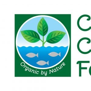 creation care farm logo