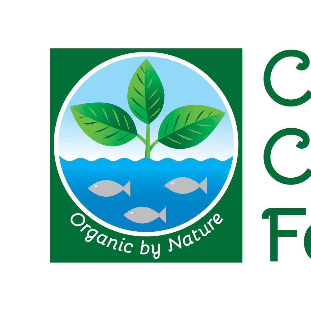 creation care farm logo
